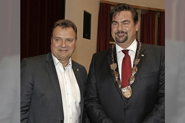 Neuer Bürgermeister