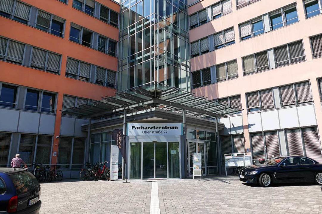 Die Firmenzentrale von Mediclinin Offenburg  | Foto: Ralf Burgmaier