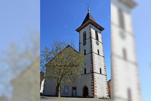 Zwei Kirchen auf einen Streich