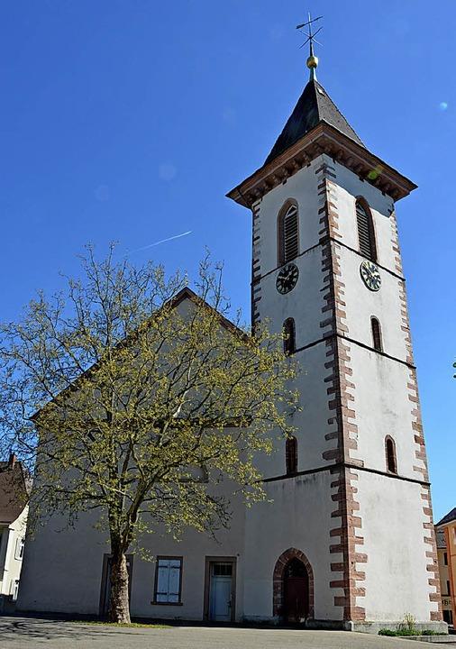 Stadtkirche     Foto: Beha