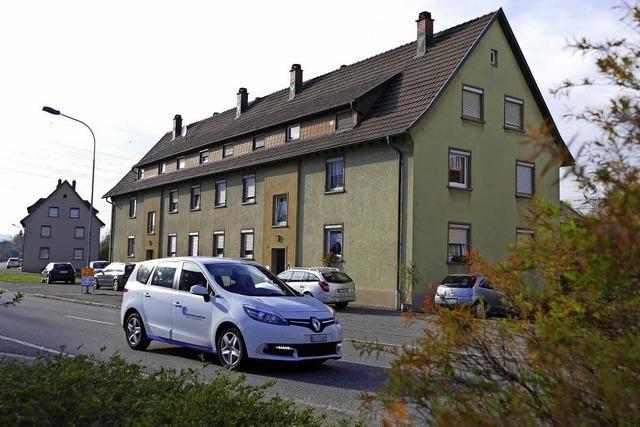 Günstig Wohnen in drei Häusern