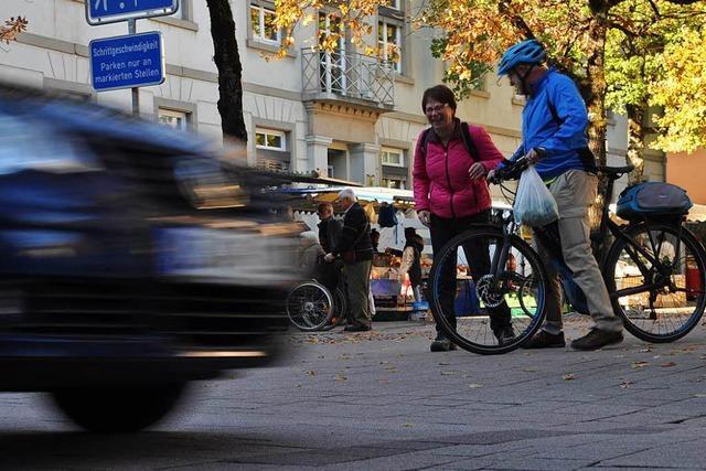 Schopfheims Bürgermeister Nitz sieht in Sperrung der Hauptstraße keine politische Frage