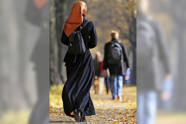 Viele fürchten die Muslime