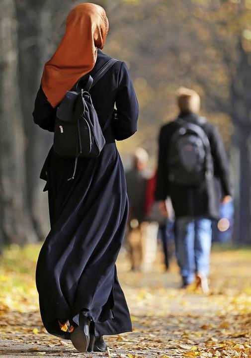 Musliminnen erfahren oft Abwertung in Deutschland.    | Foto: Adobe.com