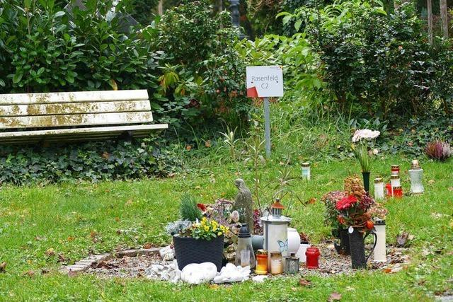 Rheinfelden will ein neues Konzept für die Friedhöfe erarbeiten