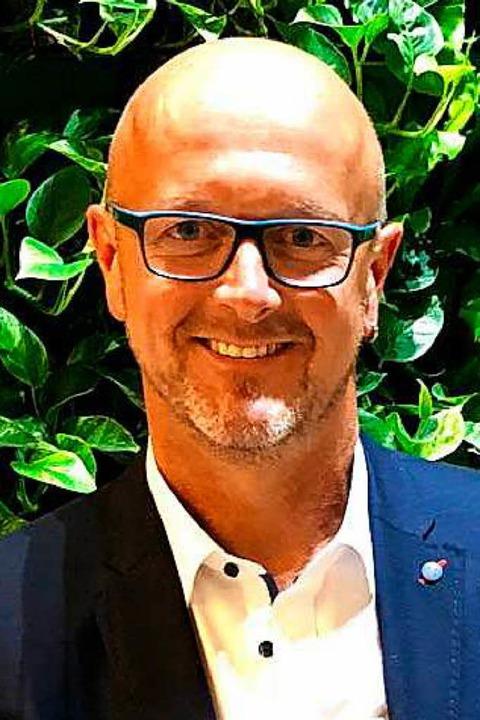 Ein Menschenfreund: Rolf Schilli, ausg...estaurantfachmann, bei der DSV-Ehrung.    Foto: DSV