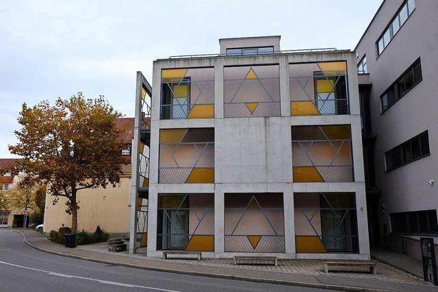 Die jüdische Gemeinde hat die Lörracher Synagoge mit Leben gefüllt