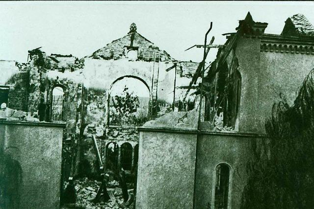Bei diesen Veranstaltungen wird in Freiburg an die Pogromnacht erinnert
