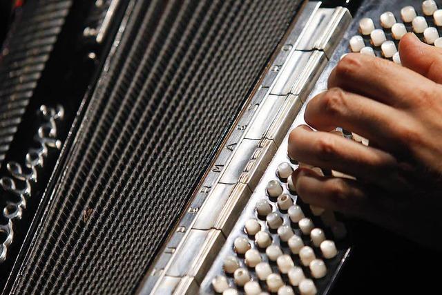 Akkordeon-Orchester Grenzach und Wyhlen spannen zusammen