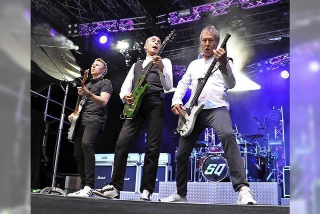 Das Schupfart-Festival wartet im kommenden Jahr mit der Band Status Quo auf
