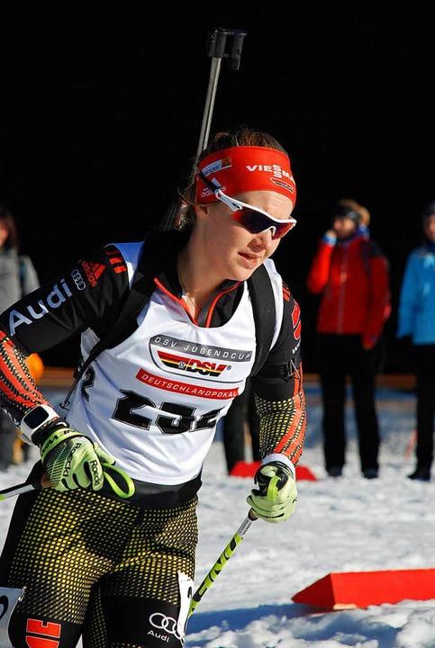 Annika Knoll: Wann kann ich mal wieder so trainieren, wie ich mir das vorstelle?  | Foto: ruoff