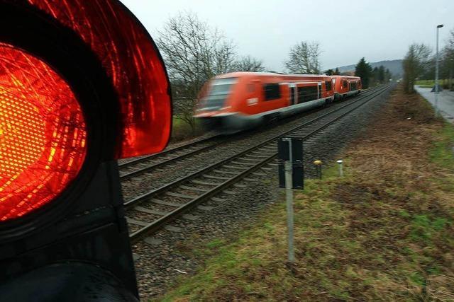 Rheinfelden: Bahnhalt in Warmbach wird greifbarer