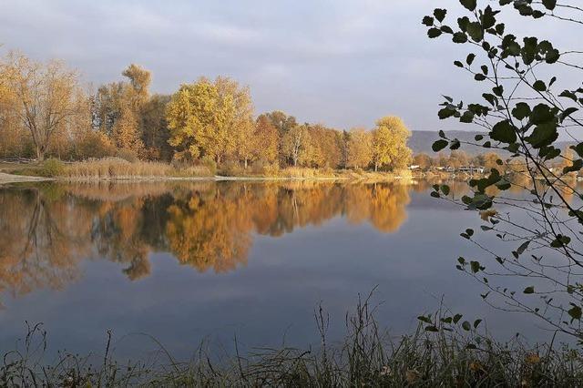 Seen im Herbst