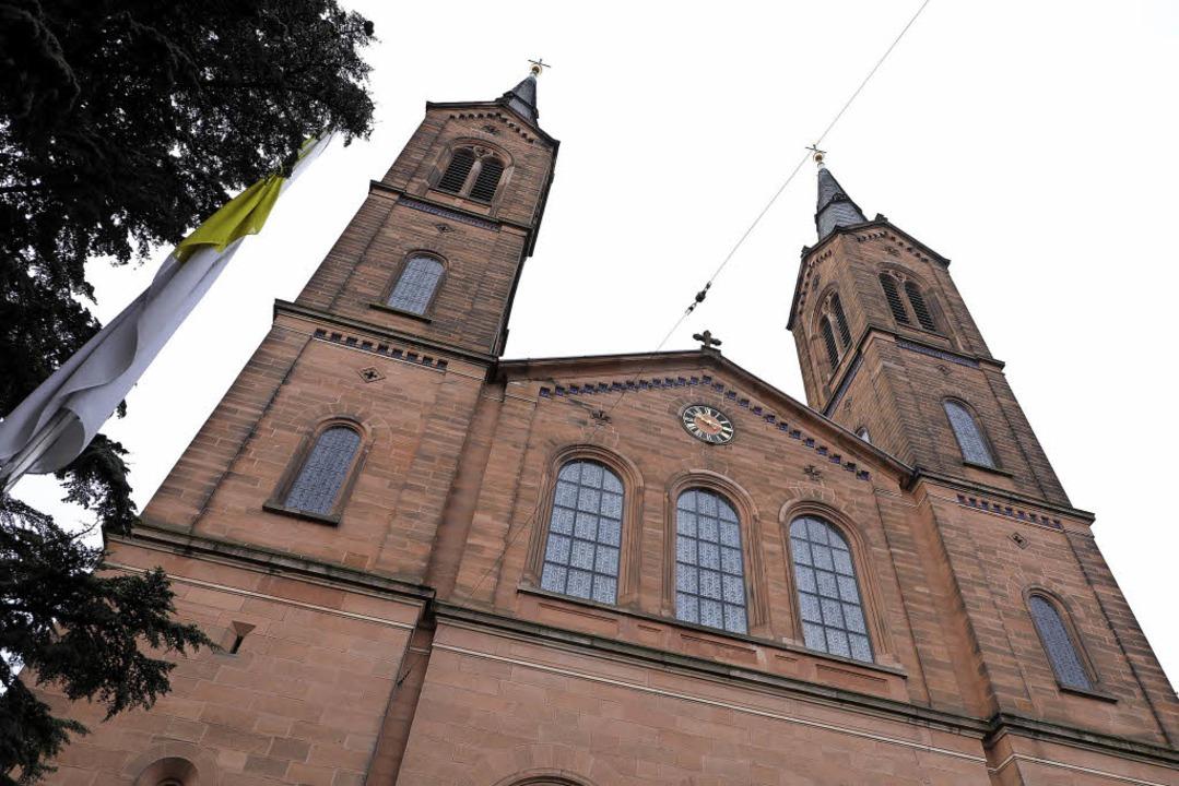 St. Peter und Paul gehörte zu den Wirkungsstätten des ehemaligen Dekans.  | Foto: Christoph Breithaupt