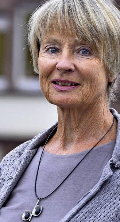 Renate Klöppel   | Foto: Bamberger