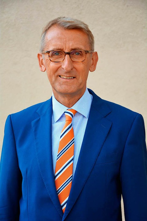 CDU-Bundestagsabgeordneter Armin Schuster  | Foto: Barbara Ruda