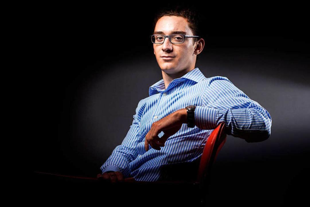 Caruana ist schmächtig, aber außerordentlich selbstbewusst.  | Foto: AFP