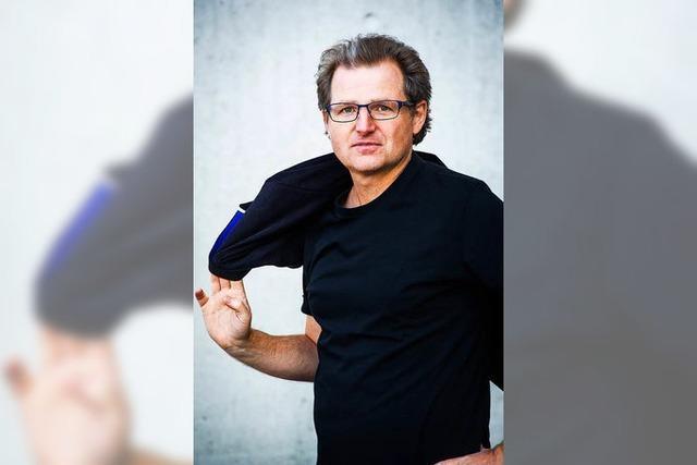 Johannes Mössinger stellt sein Quartett jm<sup>4</sup> in Freiburg und Lörrach vor