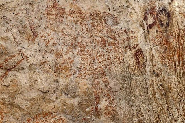 Höhlenbild gibt Rätsel auf