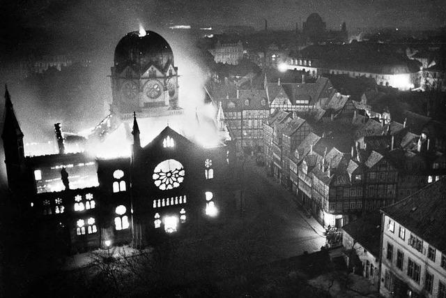 9. November 1938: Die Nacht des nationalsozialistischen Mobs