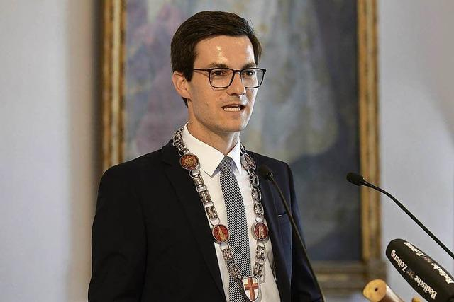 OB Martin Horn könnte kommende Woche seine Funktion als Amtsverweser loswerden