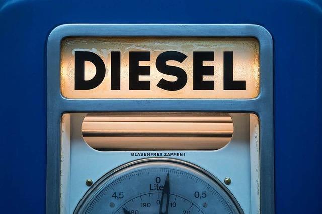 Kritik am Diesel-Kompromiss aus dem Südwesten: