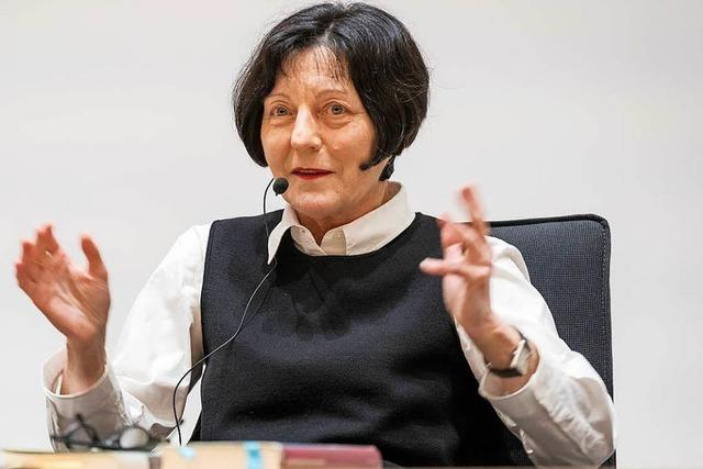 Herta Müller: Viele Wörter sind das Gegenteil von Zensur