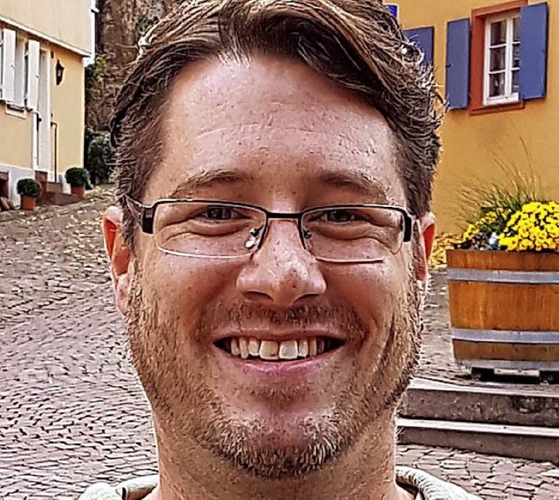 Markus Vögele aus Ettenheim  | Foto: Karl Kovacs