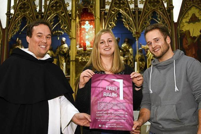 Am Samstag feiern junge Katholiken einen besonderen Gebetsabend in St.Martin