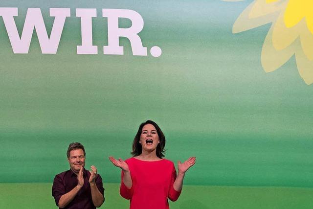 Den Grünen fehlt ein Zugpferd – trotz ihres Erfolges