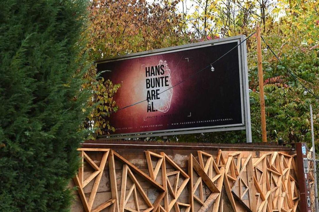 Das Hans-Bunte-Areal im Industriegebie...rau von mehreren Männern vergewaltigt.  | Foto: Rita Eggstein
