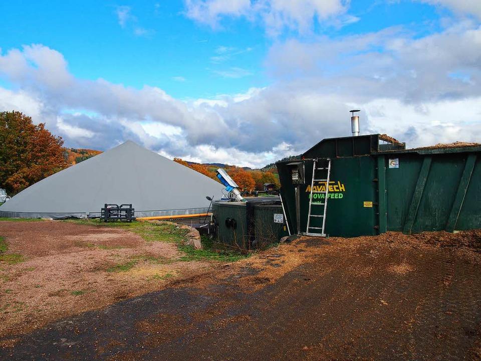 wie funktioniert eine biogasanlage
