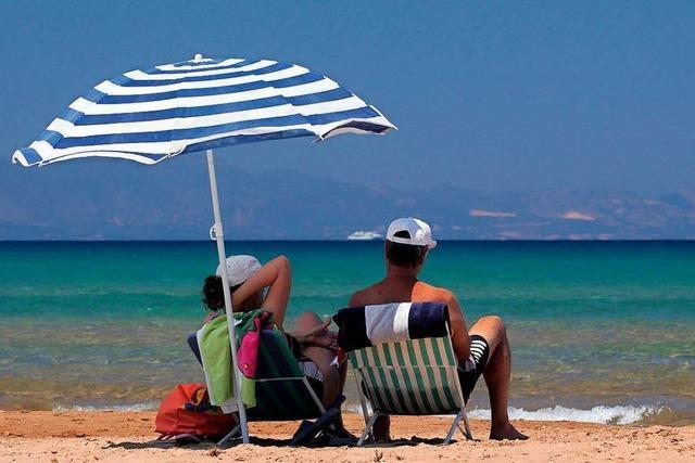 Ein Reiseführer für das griechische Festland