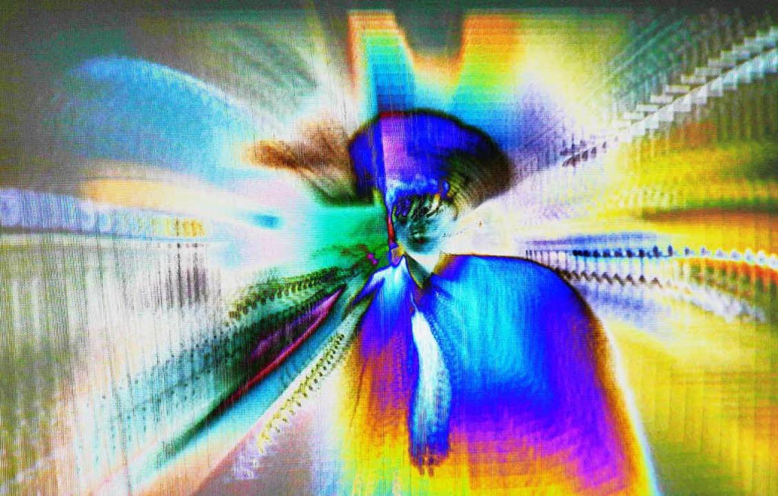 Nach der Einnahme von LSD verzerrt sich die Wahrnehmung völlig.   | Foto: wolfgang grabherr/ Privat