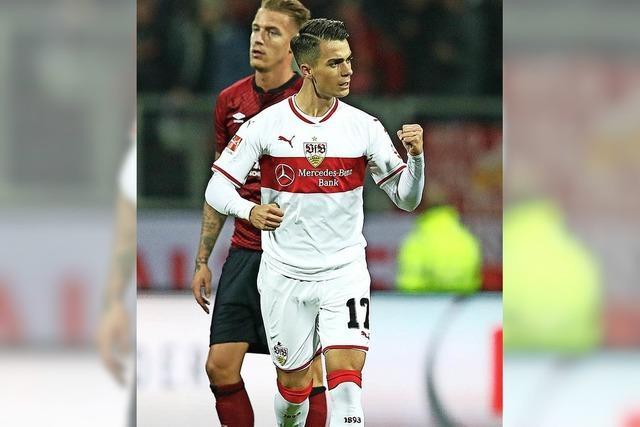 Der VfB Stuttgart atmet auf