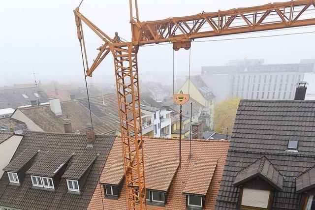 Anwohner im Sedanquartier klagen über Baustelle, auf der sich wenig tut