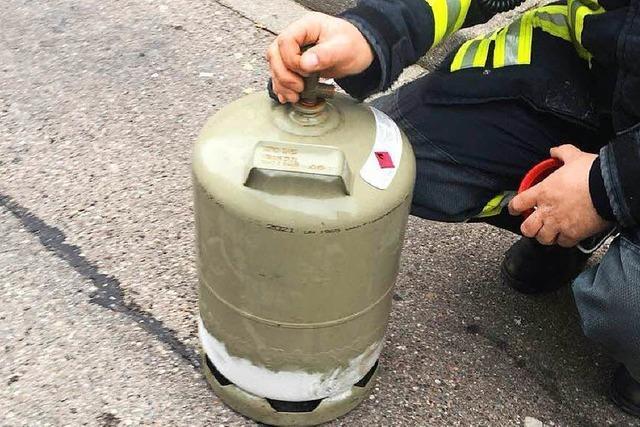 Feuerwehreinsatz auf Schopfheimer Martinibasar – zwei Verletzte