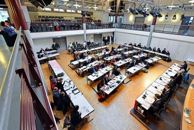 Mehr Geld für den Freiburger Gemeinderat: Fraktionen sind sich uneins