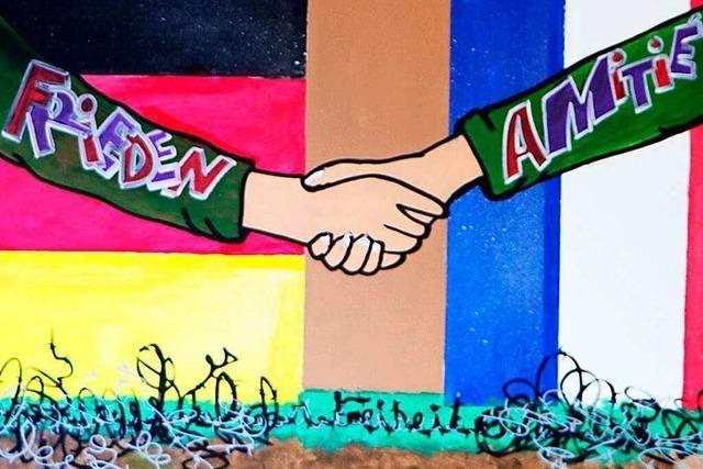 Deutsch-französisches Schüler-Kunstprojekt zum Ende des 1. Weltkriegs