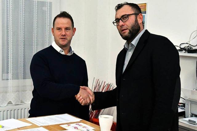 Anton Dahinten führt interimsweise den FV Langenwinkel