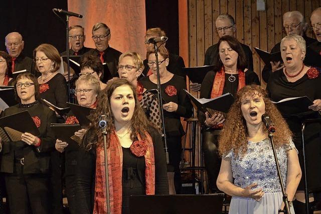 Heimat im Fokus von Chor und Band