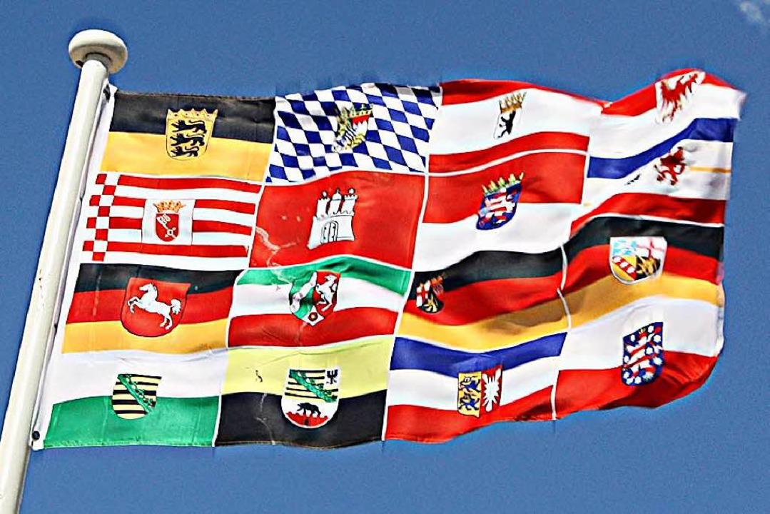 Alle Länder sind gleich – das ist kein guter Föderalismus.  | Foto: Adobe