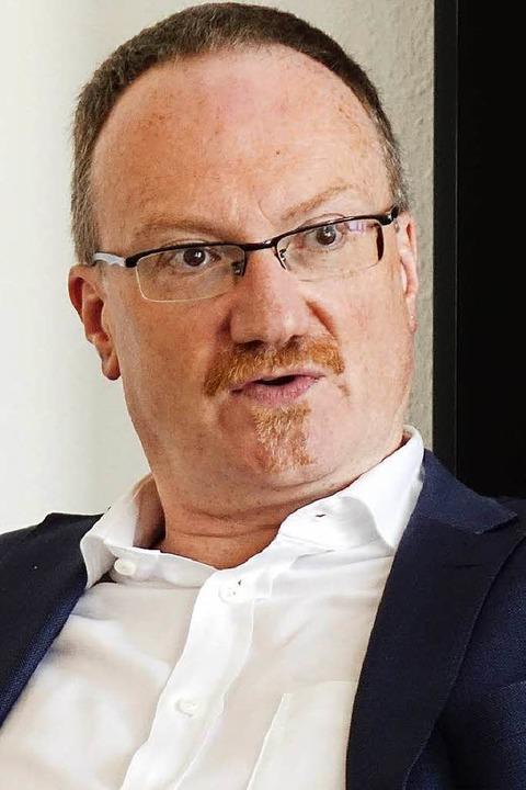 Der Finanzausgleich zwischen den Bunde...sagt der Freiburger Ökonom Lars Feld.   | Foto: Wolfgang Grabherr