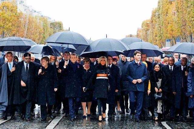 Deutsch-französische Freundschaft reicht nicht, um Sicherheit zu wahren