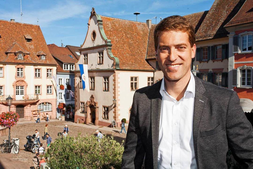 Tobias Metz konnte im ersten Wahlgang überzeugen.  | Foto: Martin Wendel