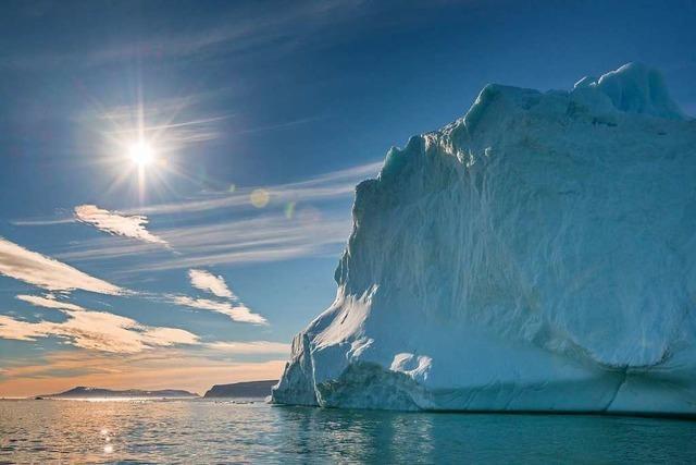 Expedition nach Grönland mit MS Fram