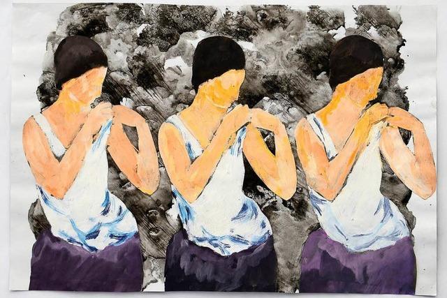 Ausstellung präsentiert Kunst von Menschen mit Krisenerfahrungen