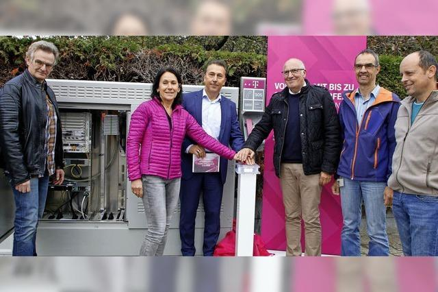 Breitband für Altenheim und Müllen