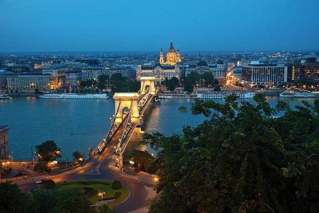 Auf der Donau mit MS Nickovision