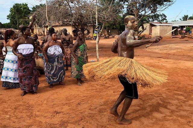 Togos Kultur hat viel zu bieten